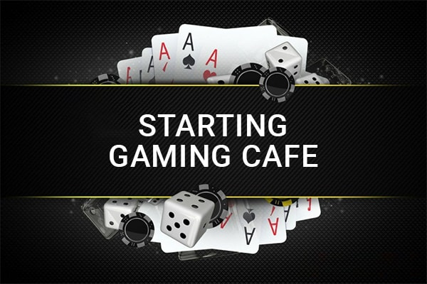 Starting a gaming cafe with Win&Win Casino