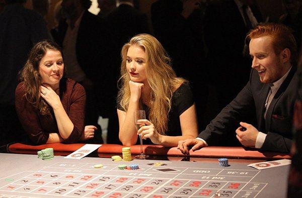 Игроки казино