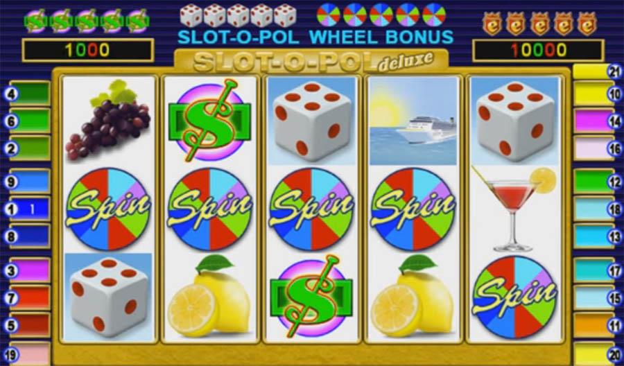 casino slot-o-pol