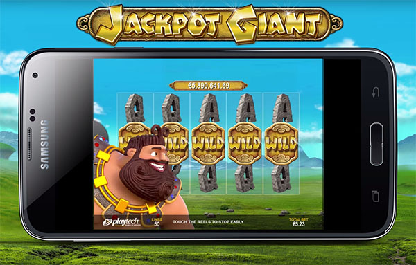 Playtech -  Jackpot Giant